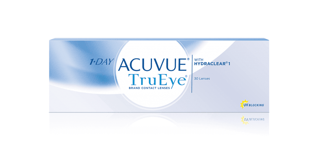 517c4f179e9539 Lentilles de contact 1-DAY ACUVUE® TruEye® - ACUVUE®