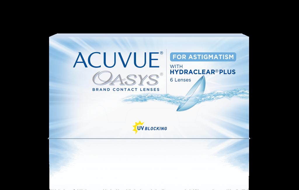 eadd5a2fb807d8 Lentilles de contact OASYS® pour l astigmatisme 2-Weeks - ACUVUE®