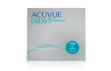 ACUVUE® OASYS® 1-Day avec technologie HydraLuxe™